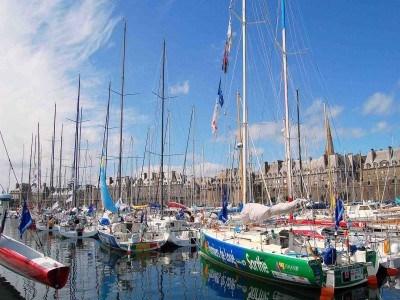Saint Malo - Bassin Vauban