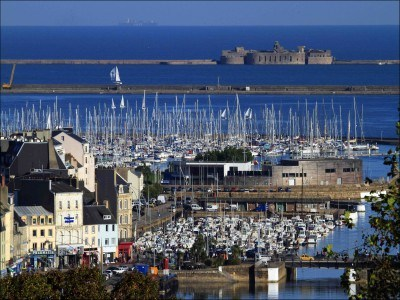 Cherbourg en Cotentin - Port Chantereyne